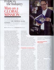 Lifestyle Asia Feb 2014 Dr. Patrick Azanza profile