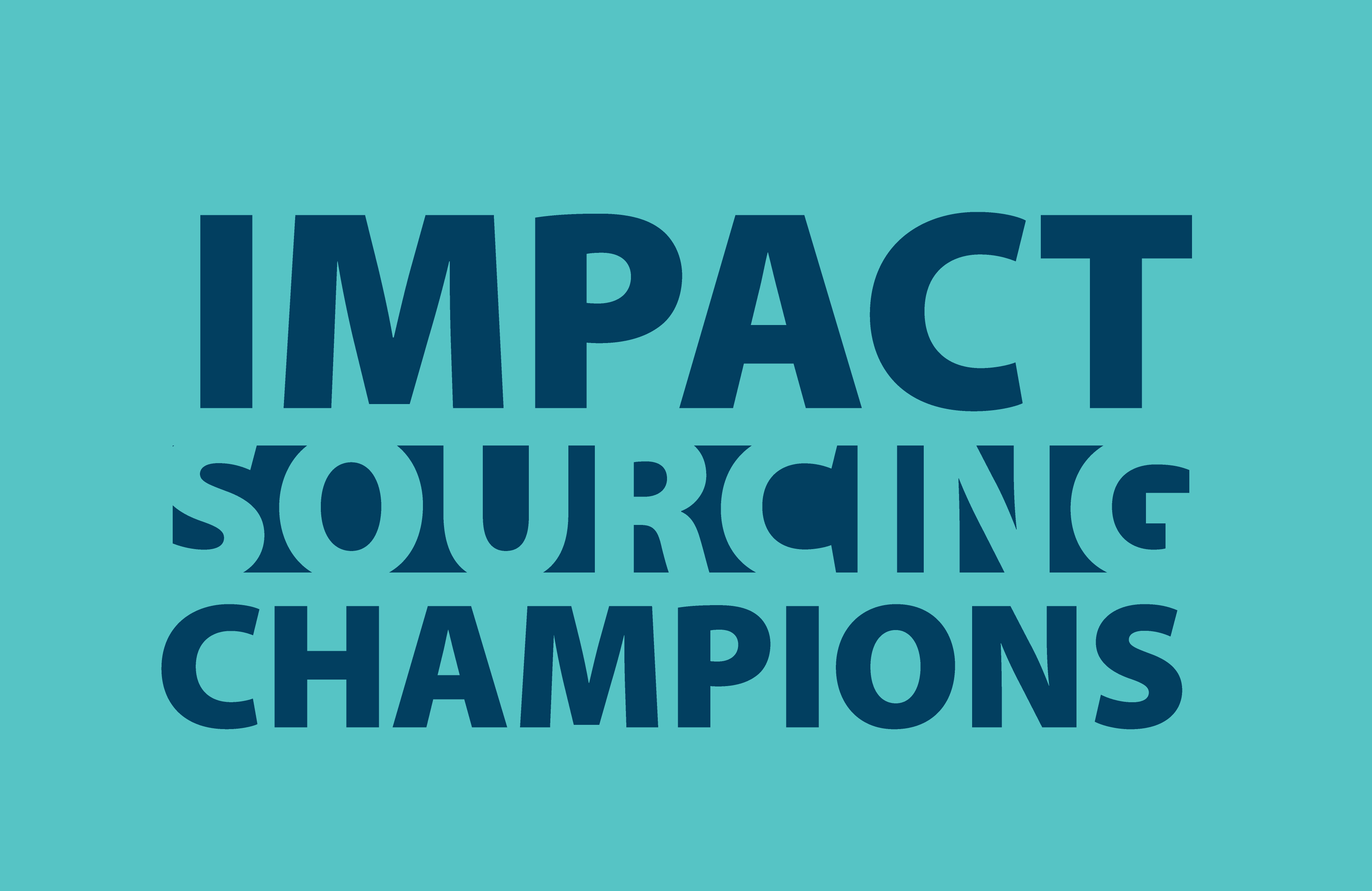 Impact Sourcing Champions